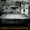 Title: Like a Holy Throne<br /> <br /> Comments: It is early Friday afternoon. The pool table waits.<br /> <br /> Location: West, Texas