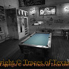 Title: Good Thing I Brought My Custom-Made Pool Cue.<br /> <br /> Comments: Stand back and give me a chance to stretch out.<br /> <br /> Location: West, Texas