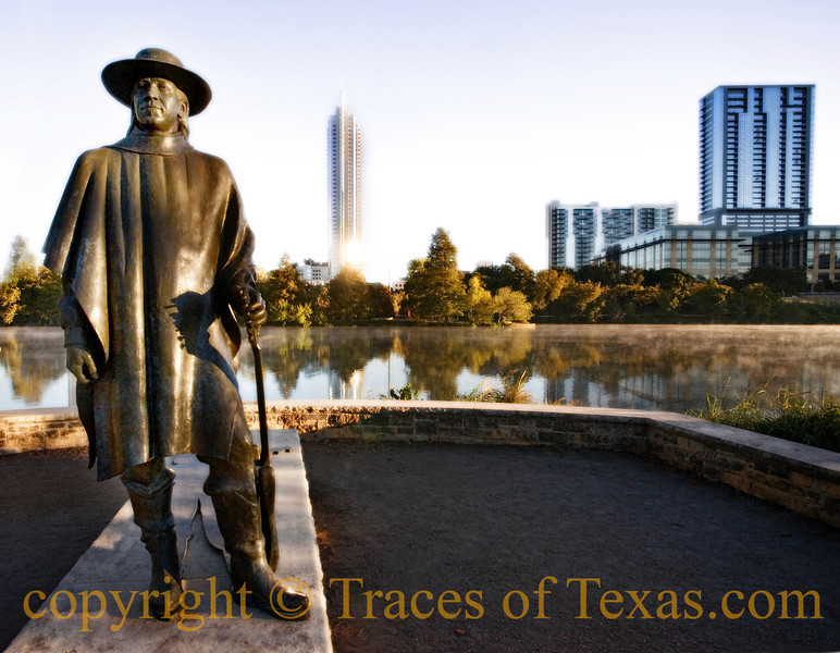 Title: Pride and Joy<br /> <br /> Comments: Days fall by the wayside and years pass but Stevie remains. <br /> <br /> Location: Austin