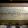 Title:   I Keep My Fingernails Long so they Click When I Play the Piano<br /> <br /> Comments: This old piano was played on a riverboat before moving to Bandera about 80 years ago.<br /> <br /> Location: Bandera