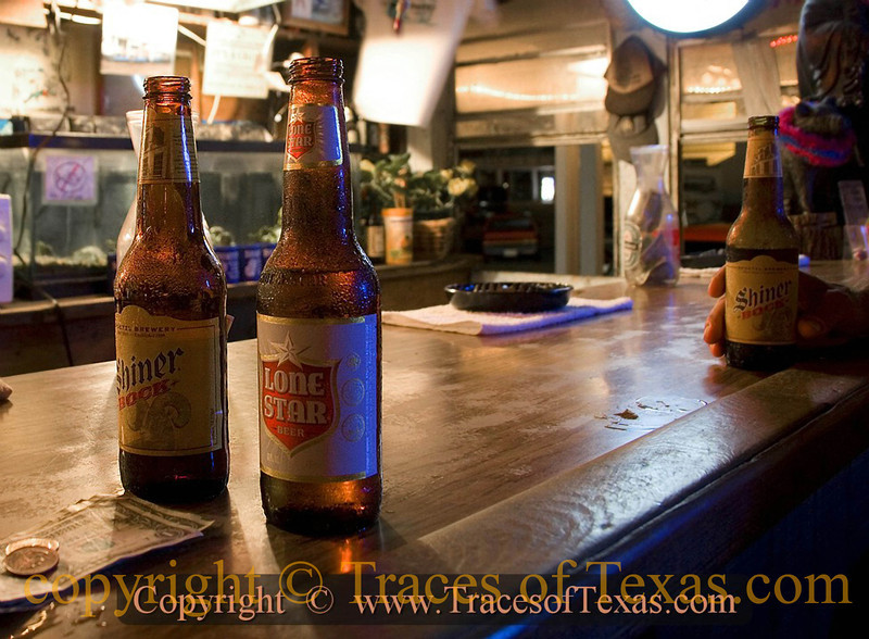 Title:   If You Order a Bud or Miller in THIS bar, the Bikers at the Table Next to Yours will Beat you Up.<br /> <br /> Comments: <br /> <br /> Location: Port Aransas
