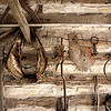 Title:   Hico Homestead<br /> <br /> Comments:  Old ranch accoutrements rusting away in place. <br /> <br /> Location: Hico