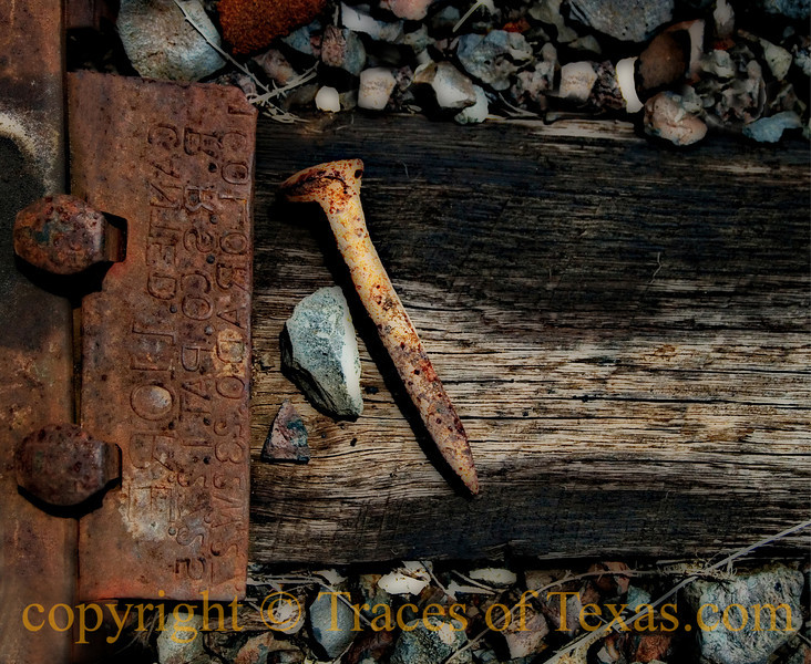 Title: When John Henry was a Little Baby<br /> <br /> Comments: What is it about old railroads that speaks to my soul?<br /> <br /> Location: Shiner