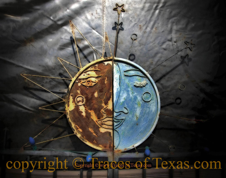 Title:   She Promised Me the Sun and the Moon<br /> <br /> Comments: El Sol Y La Luna <br /> <br /> Location:Austin, Texas