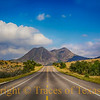 Road  to Marfa