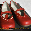 Title:   She Took Off Her Red Shoes and Danced the Blues<br /> <br /> Comments: <br /> <br /> Location: Austin, Texas