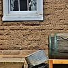 Window, Washtub, Barrel, Door