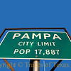Title: Pampa City Limits<br /> <br /> Comments:  What can you say about Pampa that hasn't already been said? <br /> <br /> Location: Pampa