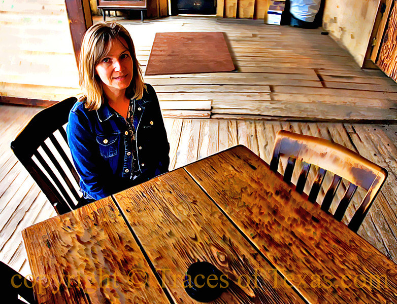 Title:  Lovely, but Reluctant<br /> <br /> Comments: <br /> <br /> Location: Gruene