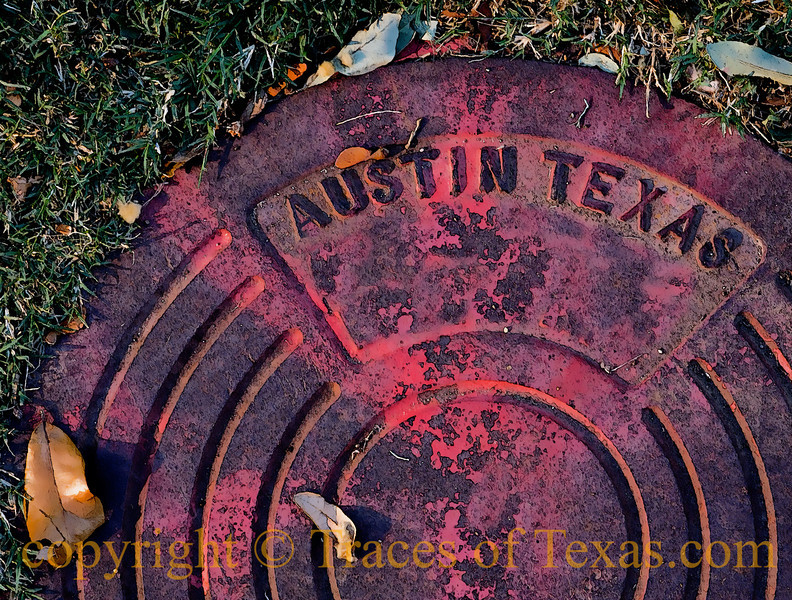 Title:  The World at My Feet<br /> <br /> Comments:  I need to start looking down more often. <br /> <br /> Location:  Austin