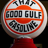 Title:  Running Low Pardner? You Just Need Some of that Good Gulf Gasoline <br /> <br /> Comments: <br /> <br /> Location: Fayetteville
