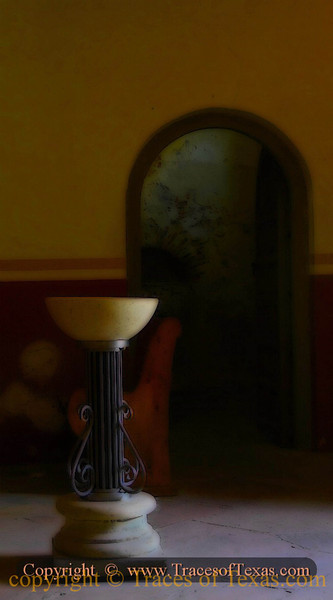 Title:   Holy Water<br /> <br /> Comments: Peace unto you, brothers and sisters.<br /> <br /> Location: San Antonio