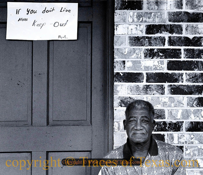 Title:   Louis<br /> <br /> Comments: Louis is one of my meals on wheels clients.<br /> <br /> Location: Austin