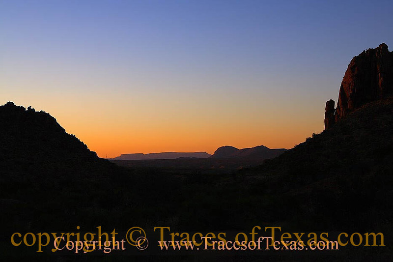 Title:   A Shape of Change, Encircled by Its Fire<br /> <br /> Comments: Lying with the devil in West Texas.<br /> <br /> Location: Terlingua, Texas