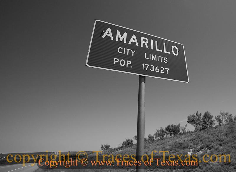 Title:   Amarillo City Limits<br /> <br /> Comments: <br /> <br /> Location: Amarillo, Texas