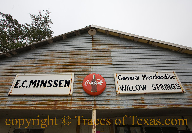 Title: Too Cool to be Forgotten<br /> <br /> Comments: Sadly, the Minssen General Store is no longer open.<br /> <br /> Location:  Willow Springs