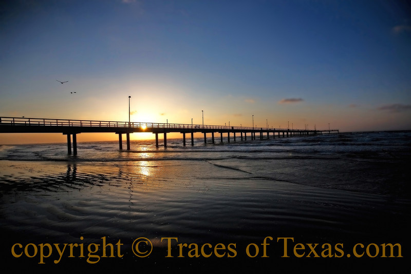 Title:  Not Just Another Day<br /> <br /> Comment: I pondered mysteries and seagulls and wished only to be deemed worthy of another day in Texas. <br /> <br /> Location: Port Aransas