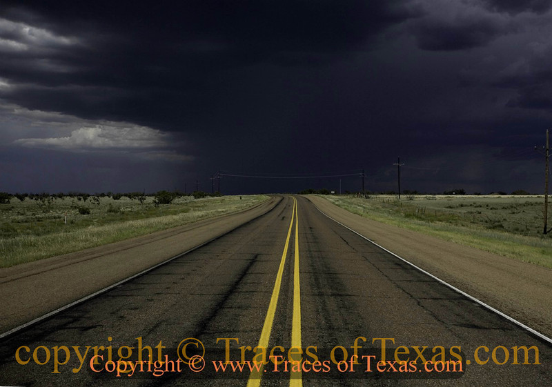 Title:   Into this World We're Thrown<br /> <br /> Comments: I was beginning to become a tad concerned that my chosen path might prove unwise.<br /> <br /> Location: Anywhere in the Texas panhandle on any given summertime day.