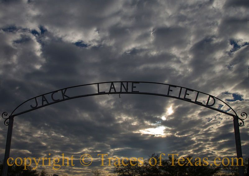 Title: How they Remembered Jack Lane<br /> <br /> Comments: Mr. Lane was a beloved Superintendent of the Poth school district who passed away in the 1960s. His wife outlived him by about 45 years. <br /> <br /> Location: Poth