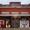 Title: Where Willie Nelson Buys His Groceries<br /> <br /> Comments: I SO wanted Willie's grocery store to be open when I passed through his hometown, but my timing was poor.  Maybe next time, Willie!<br /> <br /> Location:  Abbot  ---- Willie's hometown