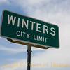Title: Winters City Limit<br /> <br /> Comments:<br /> <br /> Location: West Texas