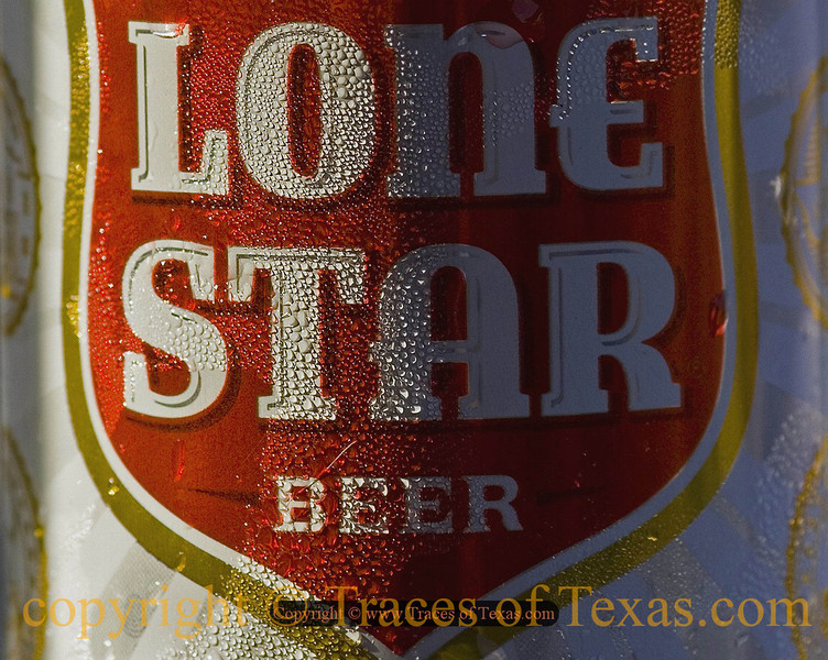 Title:   End of a Long Day ....<br /> <br /> Comments: Though it's not my favorite beer, an ice cold Lone Star at the end of a hot summer day can be a pretty cosmic experience.<br /> <br /> Location: Austin, Texas