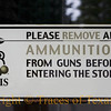 Title:   Texas Rule of Ettiquette number 27 ... Remove Ammo from Guns BEFORE Entering Store<br /> <br /> Comments: It's just common courtesy to empty your guns before entering. <br /> <br /> Location: Center, Texas