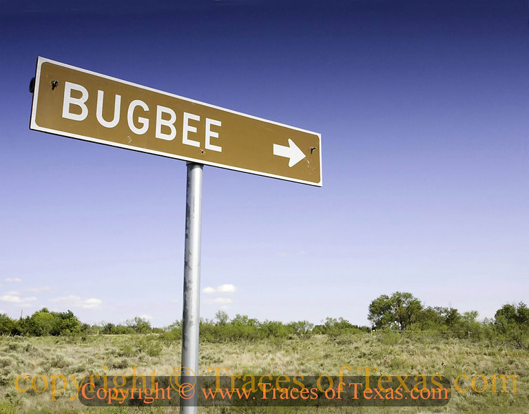 Title:   On Bypassing the Road Less Traveled<br /> <br /> Comments: I did not go to Bugbee --- and it bugs me. I wonder what I would have seen had I gone. <br /> <br /> Location: Not Bugbee, Texas