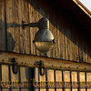 Title:   Barn Light<br /> <br /> Comments: Sunset on a random barn light<br /> <br /> Location: Rock Springs, Texas