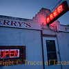 Title: Where Everybody Knows My Name<br /> <br /> Comments: Jerry's is a Waylon Jennings-style, unpretentious little side-of-the-road Texas watering hole.<br /> <br /> Location: Academy