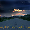 Title:   Rainstorm on Road <br /> <br /> Comments: <br /> <br /> Location: Big Bend National Park