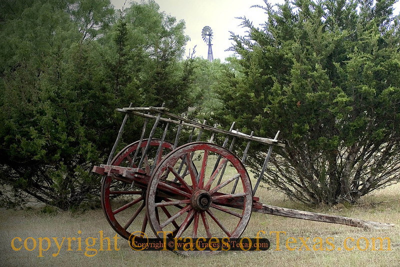 Title:   Down Around the Corner, Half a Mile From Here<br /> <br /> Comments: <br /> <br /> Location: Kerrville, Texas