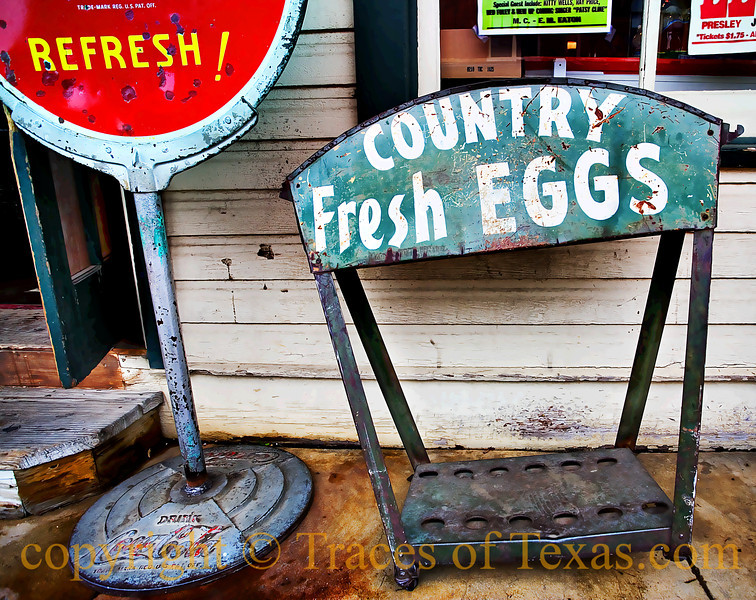 Title: I Went All the Way into Town .... and They Were Out of Eggs.<br /> <br /> Comments: I had to drive to the Piggly-Wiggly,