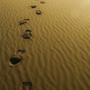 Title:   Walking in My Footsteps<br /> <br /> Comments: <br /> <br /> Location: Monahans