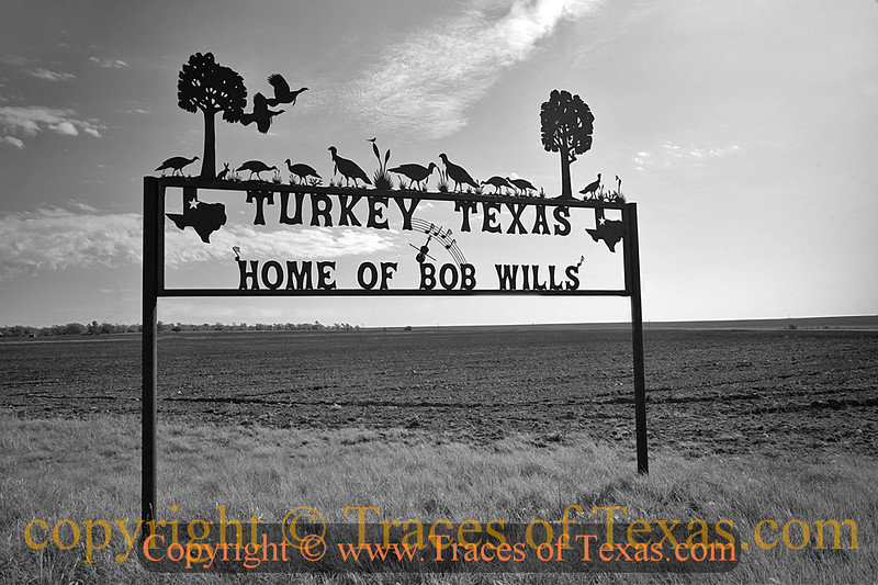 Title:   Deep Within my Heart Lies a Melody<br /> <br /> Comments: May the spirit of Bob Wills eternally grace  these prairies.<br /> <br /> Location: Turkey, Texas