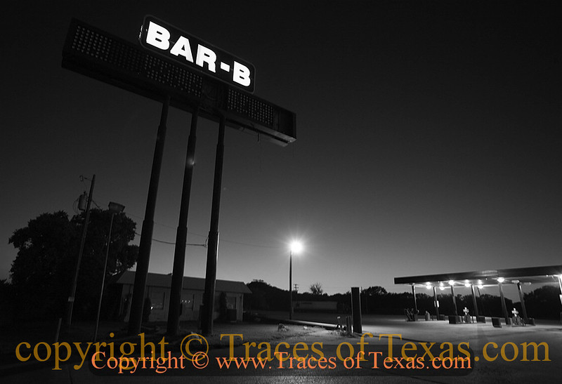 Title:  Revelation at Random<br /> <br /> Comments: There I was, pumping gas, when I felt the soft sundown reclining around me. Sometimes one just has to open one's eyes. <br /> <br /> Location: On a dark, desert highway.