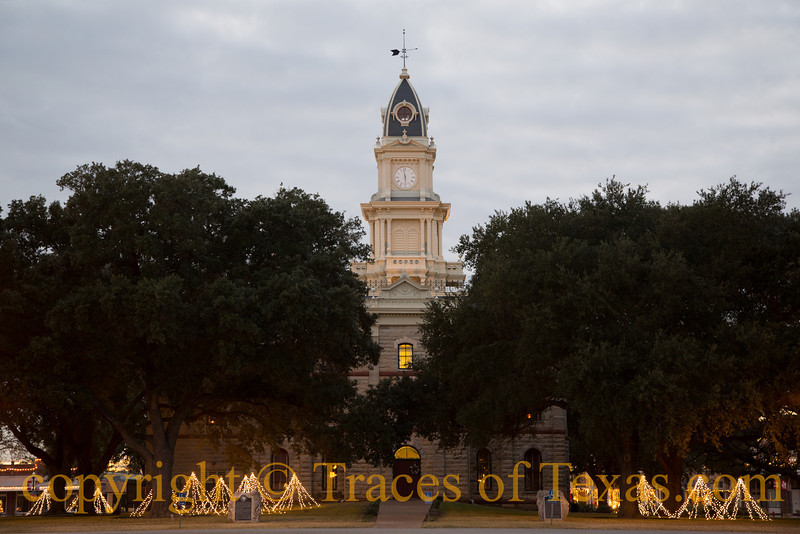 Title: Goliad County Courthouse<br /> <br /> Comments:<br /> <br /> Location: Goliad