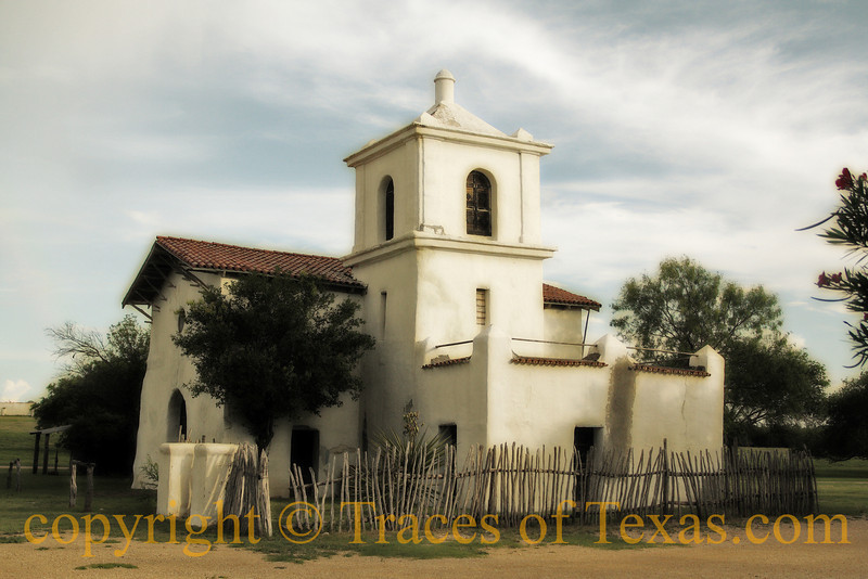 Title:   Angels Dance Here<br /> <br /> Comments:  This beautiful church in the Alamo Village has been a part of many films, music videos etc... Everybody from Jimmy Stewart and John Wayne to Willie Nelson have filmed at this location. <br /> <br /> Location: Brackettville, Texas