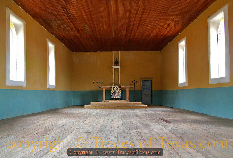 Title:   Come All Ye Faithful<br /> <br /> Comments: I am continually fascinated by the variety of venues in which Texans choose to worship.<br /> <br /> Location: Terlingua