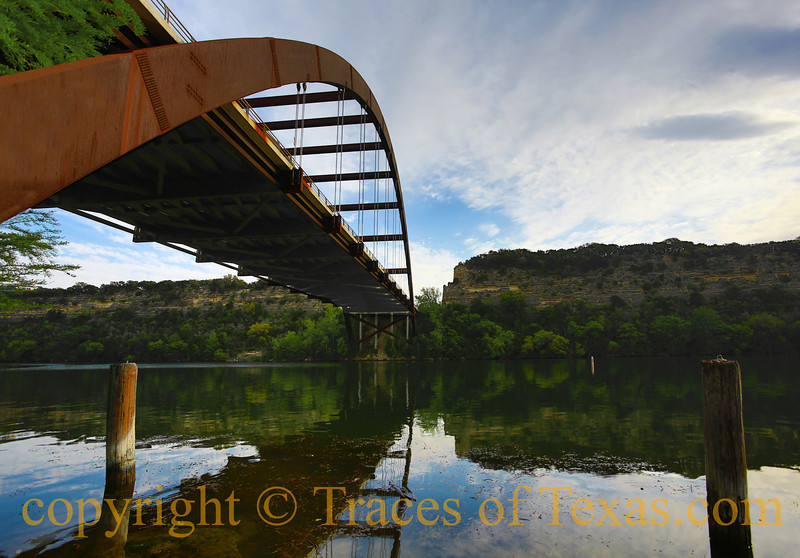 Title:  A Pennybacker for Your Thoughts<br /> <br /> Comments:  And you wonder why I fell in love with Austin. <br /> <br /> Location: Austin