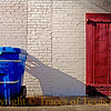 Title: Back Alley Tryst<br /> <br /> Comments:   These two are lovers. I caught them in the middle of a secret romantic meeting.  <br /> <br /> Location: Palestine