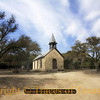 """Title:   Polly's Chapel <br /> <br /> Comments: I am always impressed by what Texans are capable of. This is """"Polly's Chapel,"""" located in the middle of nowhere in the relative area of Bandera.<br /> <br /> <br /> Jose Policarpo (""""Polly"""") Rodriguez was one of the earliest settlers in Bandera County. In 1858, he purchased 360 acres of land on Privilege Creek. Mr. Rodgriguez was famous as a scout for the United States Army, an Indian fighter, guide, and hunter. He married a girl named Nicolosa Roche in 1852, while he was still employed as a scout and guide by the army. It was after his retirement from the service they settled on Privilege Creek and reared their family.<br /> <br /> It was on Privilege Creek that Policarpo (more familiarly known as Polly) was converted, joining the Methodist church after having been born and reared a Catholic. He felt the calling, began preaching, and was later licensed as a Methodist preacher.<br /> <br /> Sometime in the early 1880's, Polly had a vision. In 1882 he erected with his own hands a house of worship out of limestone that he quarried locally. He and other preachers held regular religious services for many years. The stone building became known as """"Polly's Chapel."""" It is still in use as a church building by the Privilege community.<br /> <br /> The chapel still stands and is pictured here.<br /> <br /> Polly Rodriguez died in 1914 at the age of 85. He was buried in the nearby Polly Cemetery. His tombstone reads:<br /> <br /> """"The Old Guide<br /> <br /> Surveyor, Scout, Hunter, Indian Fighter, Ranchman, Preacher<br /> <br /> By nature strong, fearless, daring, by grace an apostle to his people, winning many souls to Christ. He suffered privation, persecution, sorrow .. unmoved. He went with joy and singing to the end."""" <br /> <br /> Location:"""