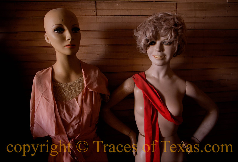 Title:   My Life as a Mannequin # 3<br /> <br /> Comments: <br /> <br /> Location: Van Horn
