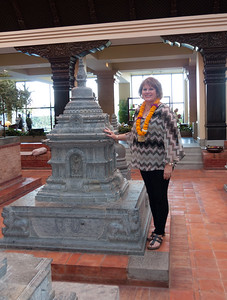 Christy at Hyatt Regency Kathmandu