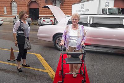 Mom's 90th birthday celebration.