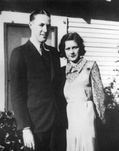 Uncle Walter Horn Aunt Ella Horn