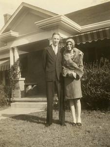 Walter and Ella Horn