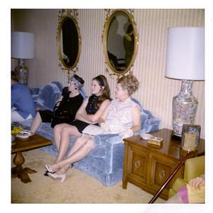 1968 Lamesa Gilbert & Cindy Wedding Tea