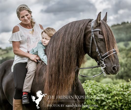 Tracey Venter & Droomie July 2016