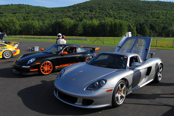 SCDA at Lime Rock Park, Sept. 4, 2007